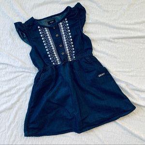 DKNY toddler dress